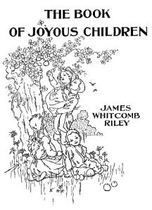 The Book of Joyous Children