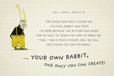 How to draw… your very own rabbit