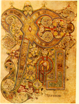 Books of Kells, about 800 CE