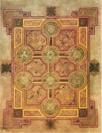 Book of Kells, c. 800AD