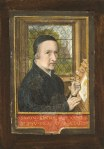 Working Title/Artist: Simon Bening: Self-Portrait